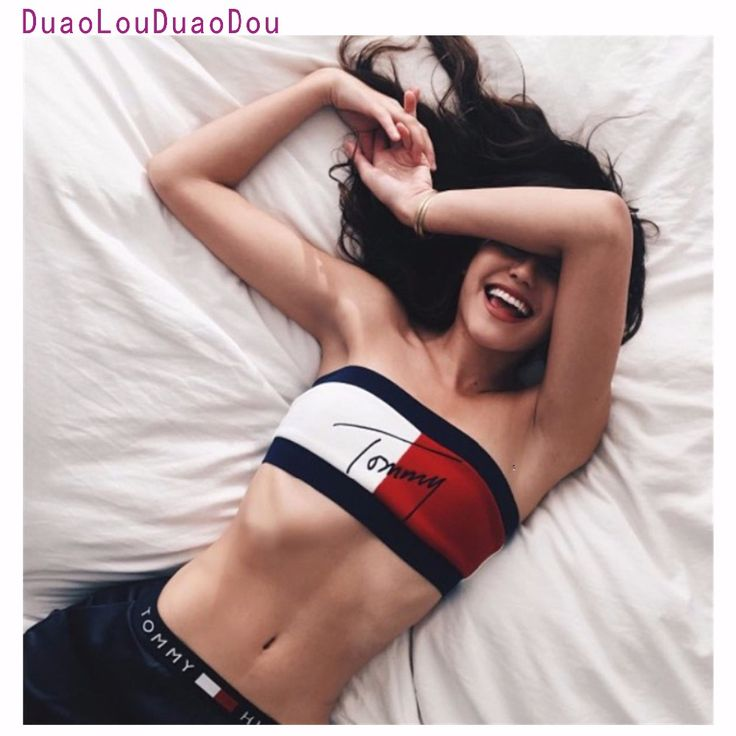 Brand Women Clothing Intimates Sexy Underwear Strapless Stretch Bandeau Seamless Cotton Wrapped Chest Bra Tank Tube Tops