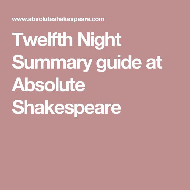 Twelfth Night Critical Essays