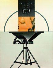 Dada - Tiger<br />1978 - cm146x114 <br /> acrilici su tela