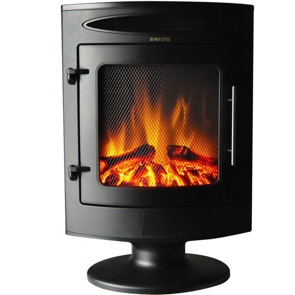 Updike Electric Fireplace Freestanding Fireplace Fireplace Heater Electric Fireplace