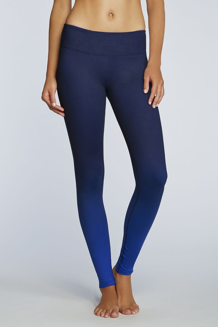 Best 25  Blue leggings ideas on Pinterest | Blue gym leggings ...