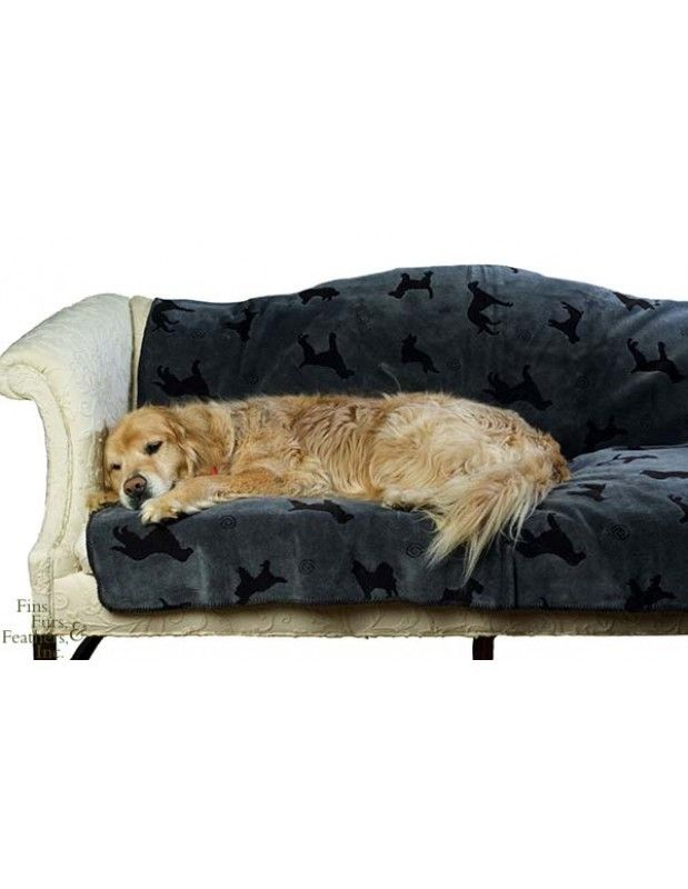Carolina Pet Embossed Dog Throw Blanket At Petsmart All Blankets Online