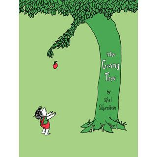 We love the giving tree! This hardcover edition is written and illustrated by the beloved Shel Silverstein. Once there was a tree...and she loved a little boy... So begins a story of unforgettable per