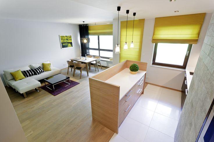 Mieszkanie pokazowe w ConceptHouse Mokotów, więcej informacji na http://www.conceptmokotow.pl/.