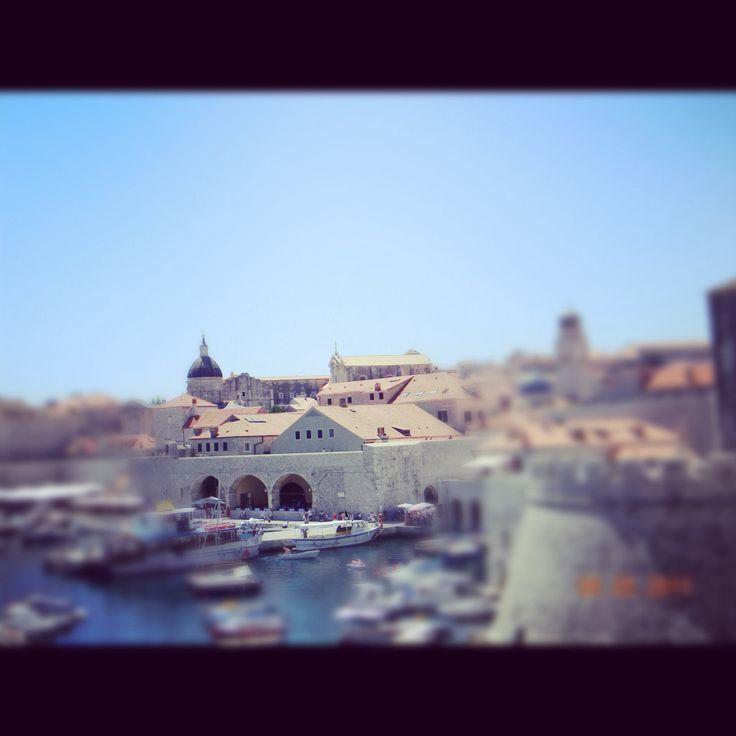 Dubrovnik , Castle ,old city ,Croatia