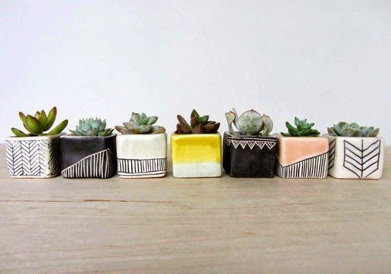 {BLACK. WHITE. YELLOW.}: Handmade Ceramics   Elizabeth Benotti