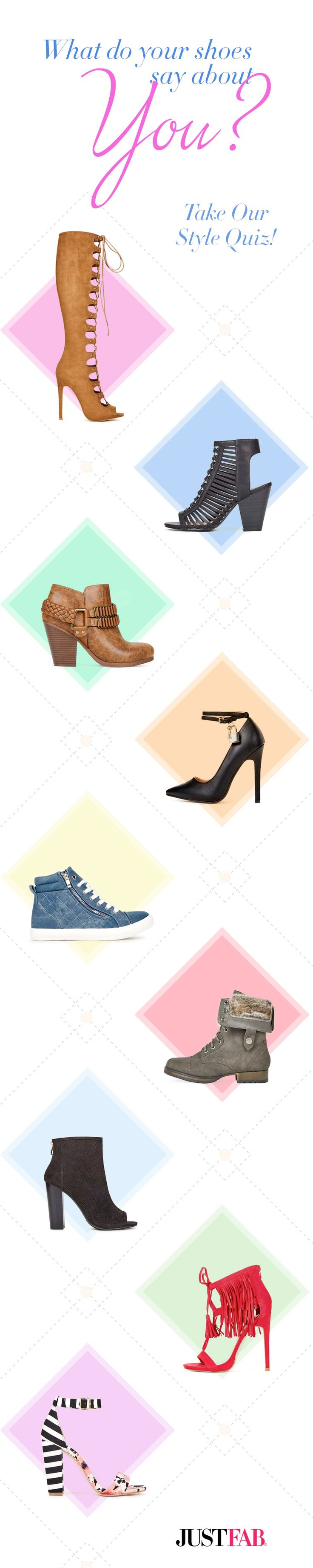 Treat yourself to not one, but two, pairs of Boots and Booties for just $39.95 when you become a JustFab VIP! As a VIP, you'll enjoy a new boutique of personalized styles each month, as well as exclusive pricing, early access to sales & free shipping on orders over $49. But this deal won't last forever! Take the Style Profile Quiz today to get this exclusive offer.