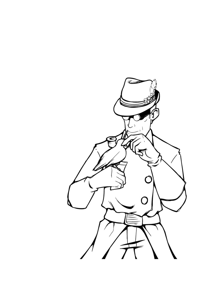 57 best pyro cause why not images on pinterest for Team fortress 2 coloring pages