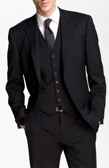 John Varvatos Star USA Trim Fit Wool Blend Sportcoat available at #Nordstrom #nordstromsweeps