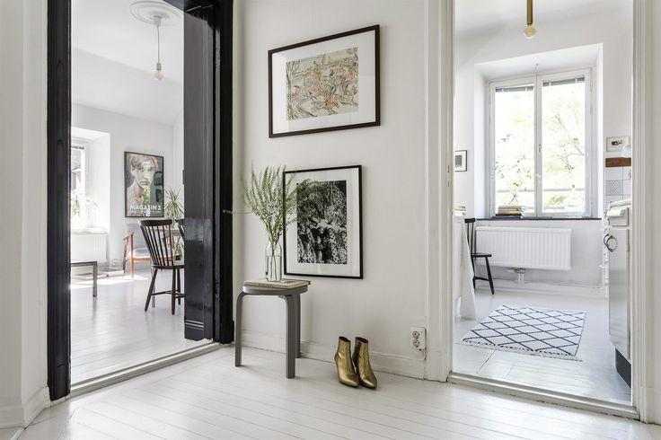 Livingroom Interior design Scandinavian Heleneborgsgatan 5 c | Fantastic Frank