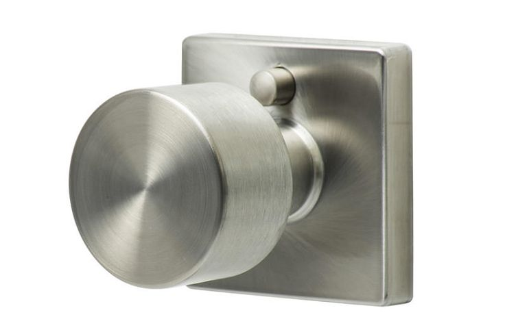 Sure Loc Door Hardware Bergen Modern Round Knob With