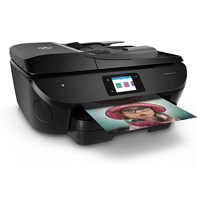Hp Envy Photo 7858 All In One Inkjet Photo Printer With Mobile Printing K7s08a Certified Refurbished Affiliate Best Printers Mobile Print Vinyl Printer