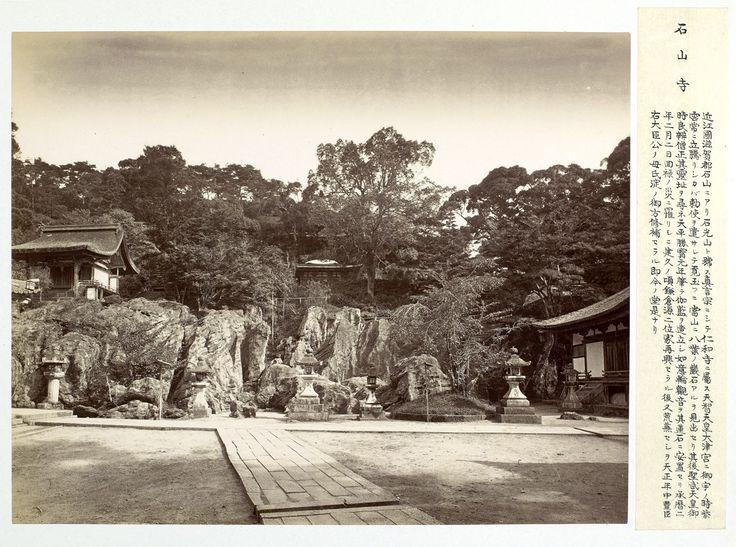 Temple bouddhique Ishiyama-dera