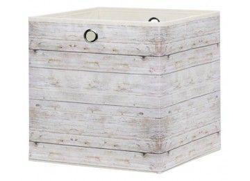 Unique Stoffbox Alfa Wood II bei poco de