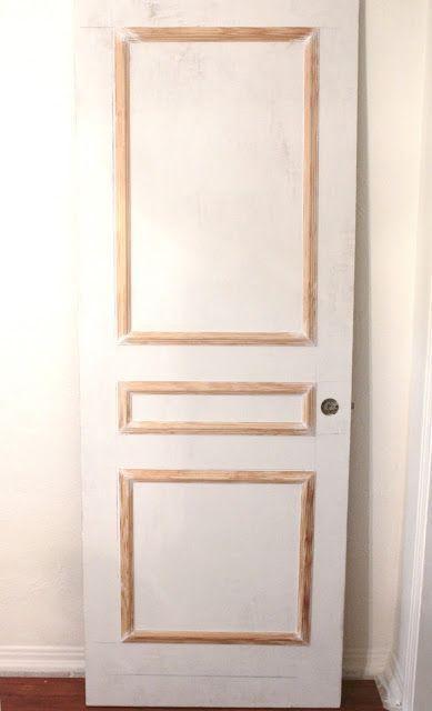 """Ein Tür-Makeover. Formteil 1,5 """"breit – #breit #e…"""