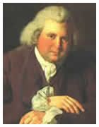 Erasmus Darwin (1731 - 1802)  Possibly one of the greatest underrated geniuses in history.  E. Darwin was an accomplished scientist, physician, herbalist, botanist, inventor, naturalist, best-selling author, philosopher & poet. He corresponded with many of the great thinkers and explorers of his day, including Linnaeus andBanks. He developed theories, conducted exhaustive research to support his ideas, and all while maintaining one of the most successful medical practices in England.