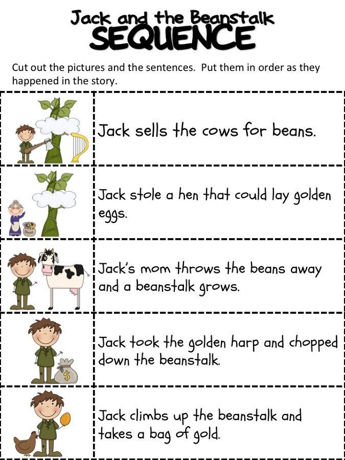 Jack And The Beanstalk Worksheets Printable Jack And The Beanstalk Nursery Rhymes Activities Fairy Tale Activities