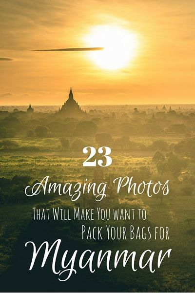 There were no shortages of things to do, places to see, and amazing experiences to be had. We've talked about some of our favourite experiences in Myanmar before, but allow us to try and entice you to visit Myanmar in a more visual way!