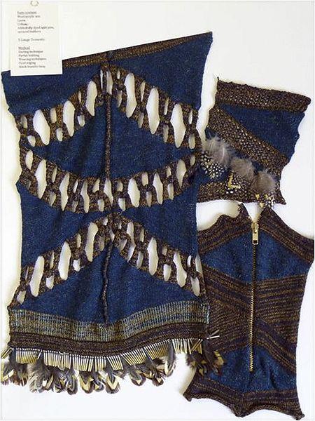 Bradford Textile Society | Design Competition Winners - 2011/12_Emmeline Kellett