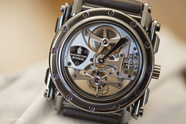 With The Androgyne, Manufacture Royale Defines A Category Of Its Own: The Neo-Steampunk Wristwatch — HODINKEE - Wristwatch News, Reviews, & Original Stories