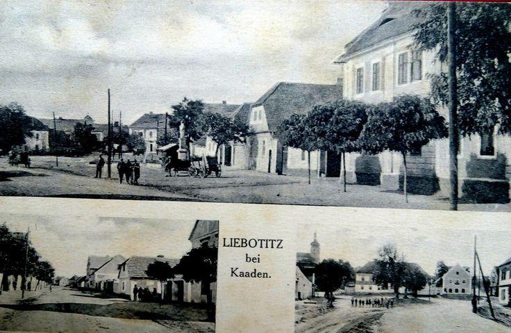 Libědice - 1908
