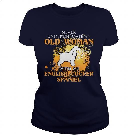 English Cocker Spaniel Dog - #clothes #awesome hoodies. GET YOURS => https://www.sunfrog.com/LifeStyle/English-Cocker-Spaniel-Dog-126509051-Navy-Blue-Ladies.html?60505