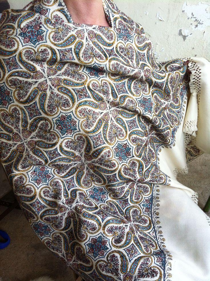 Kashmiri shawl £99