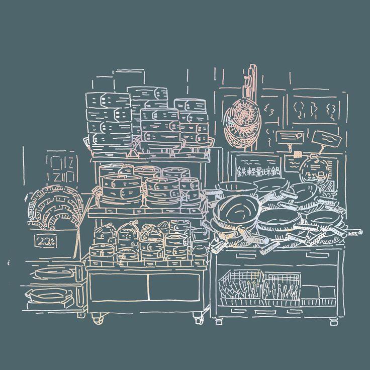 #VSCOcam #analog #picture #illust #illustagram#illustration#横浜 #japan #creative #イラスト #アート #絵 #日本 #graphic #design#magazine#グラフィック #sketchaday #鍋#デザイン #yokohama#雑誌#アナログ#tokyo #イラストレーション#リミックス #remix #中華街 #線画