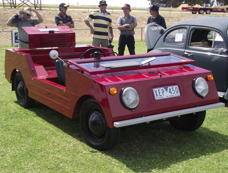 1968 VW Country Buggy