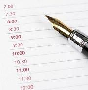 Stephen Covey Time Management Activities