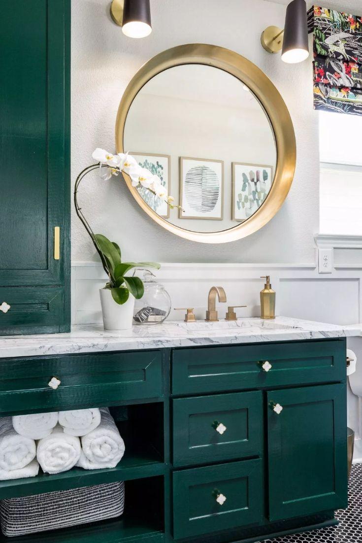 15 Bathroom Remodel Ideas Vanity Small Bathroom Decor Bathroom Makeover Trendy Bathroom