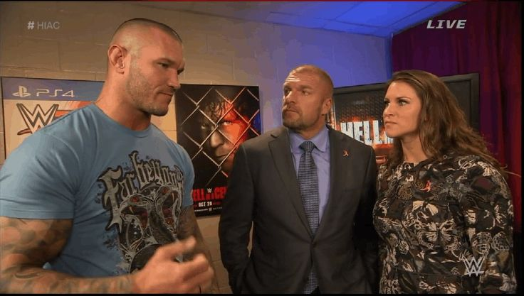 Randy Orton And Stephanie Mcmahon 258 best images about ...