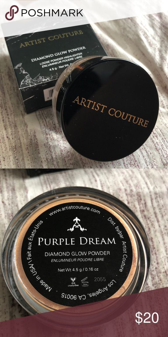 Artist Couture Diamond Glow Powder Brand new, never used