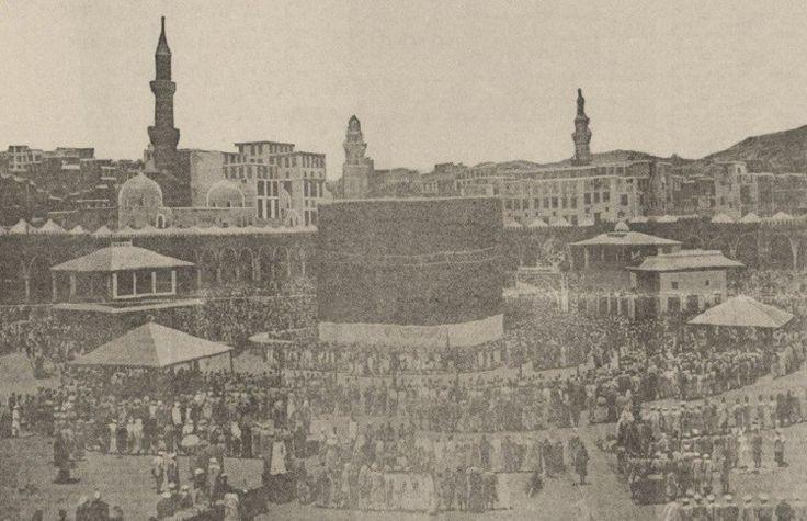 الكعبة - عام 1914