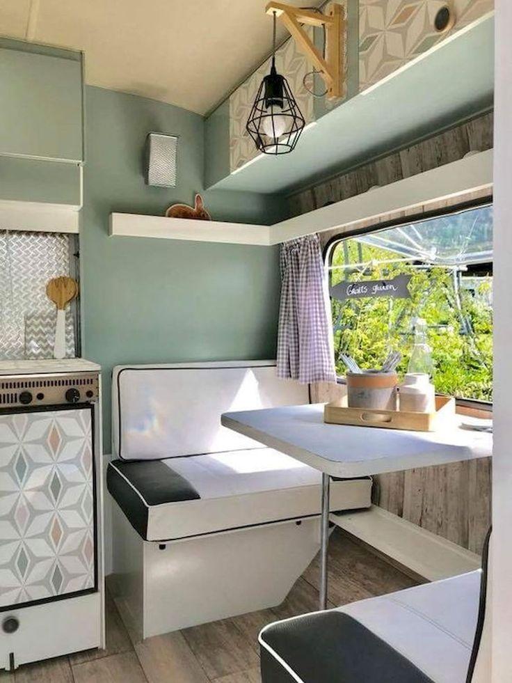 25 Luxury Interior RV Living Ideas