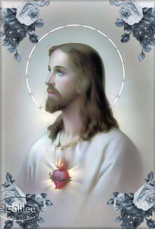 30 nardos al Sagrado Corazon de Jesus