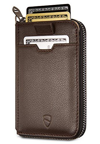 4b968874170f0c Pin by Amazon Online Shopping on Wallet with RFID Protection for Cards Cash  Coins | Zip wallet, Wallet, Coins