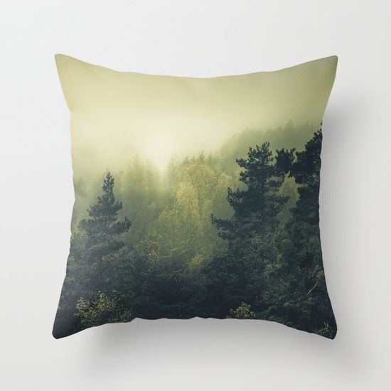 Buy Forests never sleep by HappyMelvin as a high quality Throw Pillow. Worldwide shipping available at Society6.com. Just one of millions of products available.