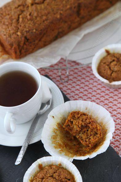 Le meilleur des carrot cakes, c'est celui de Julie Andrieu ! :: A essayer (moins d'épices, peut-être?)