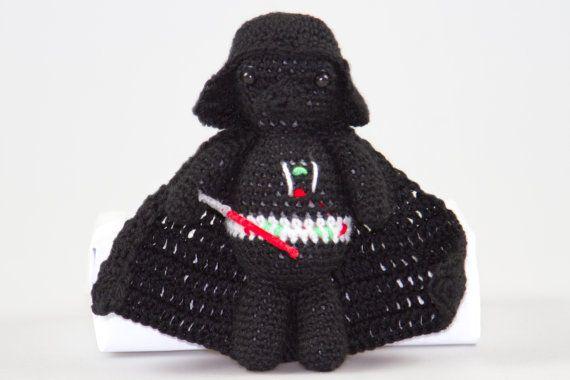 Crochet Darth Vader Pattern Crochet Star Wars от PointelleShop