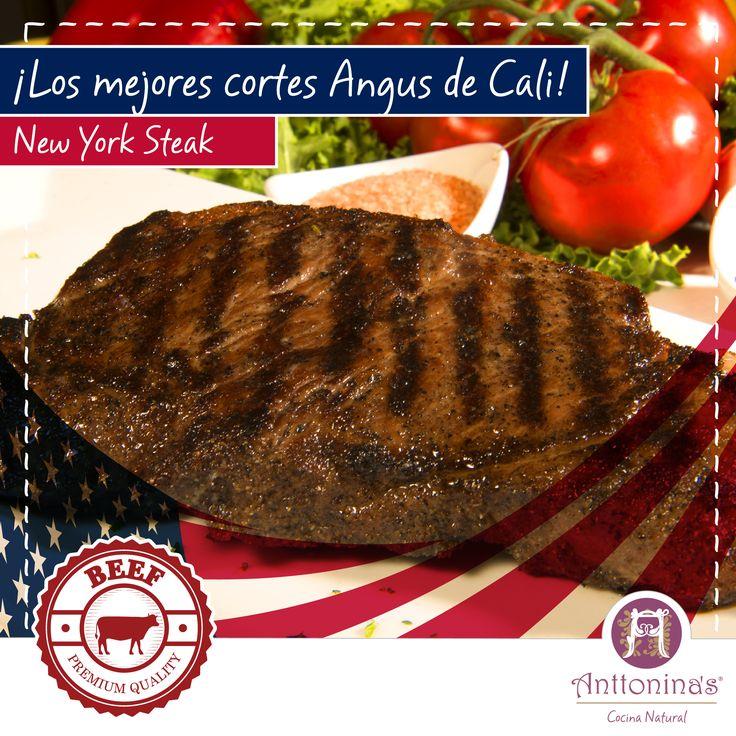 New york steak!