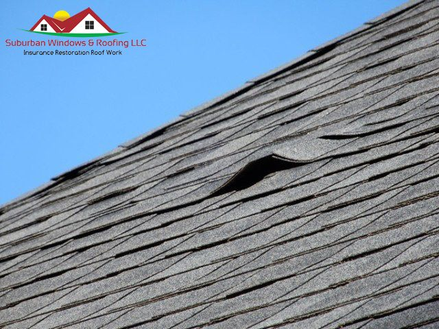 When Your Roof Leaks Into Your House Or You Find Shingles In Your Yard It S Past Time To Put A New Roof On Y Roof Leak Repair Leaking Roof Roof Installation