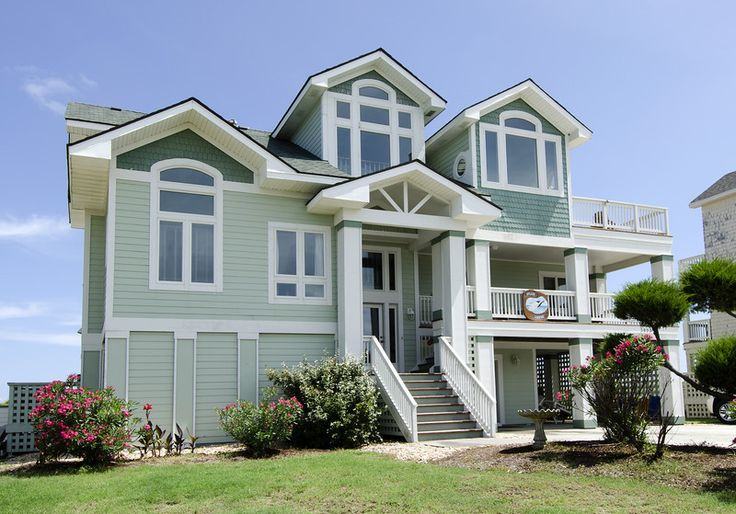 21 best obx event homes images on pinterest outer banks for Hatteras cabins rentals