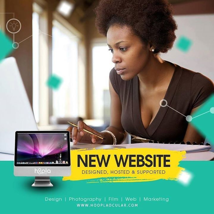 """Find out how we can help you grow with a new website at affordable rates. Free Consultation & Quote via """"client@hooplaocular.com"""" #BeHoopla #WebDesign #WebHosting #Website #saleshacks #MarketingLife ...  www.hooplaocular.com - All Rights Reserved. #digitalmedia x #marketing"""