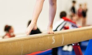 Groupon - $ 99 for a One-Week Summer Gymnastics Camp at Universal All-Stars Gymnastics, Cheer, and Dance ($220 Value) in Doral. Groupon deal price: $99