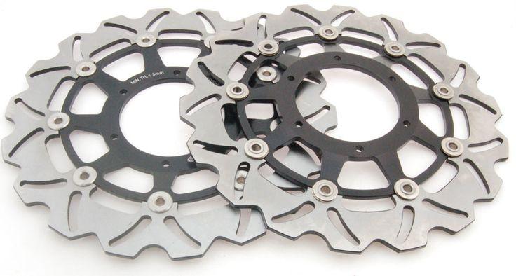 Mad Hornets - Front Brake Disc Rotors Honda CBF 1000 (2006) CBF 1000 ABS (2006) VTX 1800 C (2001) 919 900 (2001) Black, $199.99 (http://www.madhornets.com/front-brake-disc-rotors-honda-cbf-1000-2006-cbf-1000-abs-2006-vtx-1800-c-2001-919-900-2001-black/)