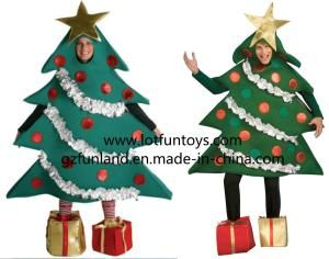 Getting ready for the holidays early! This is a unique Christmas tree costume found @madeinchina_b2b  http://j.mp/christmastree_costume  #Holloween