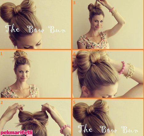 Tremendous 1000 Ideas About Medium Hair Tutorials On Pinterest Side Bangs Short Hairstyles Gunalazisus