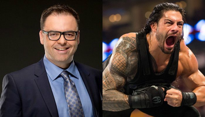 Mauro Ranallo Calls Roman Reigns One Of The Hardest Workers In Pro Wrestling