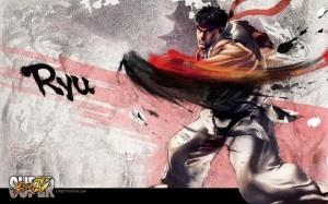 Street Fighter 4, Game, Ryu